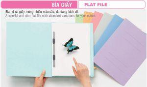 Bìa Acco giấy A4 Plus Flat File (78-035ND,36,37,..)