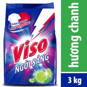 Bột giặt Viso trắng sáng 3kg
