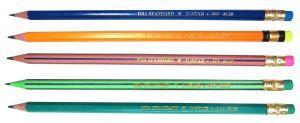 Bút chì gỗ  G-Star (có gôm)