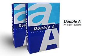 Giấy A4 Double A 80gsm (550 tờ)