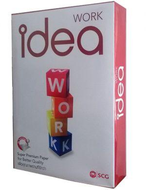 Giấy A4 Idea 80gsm
