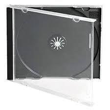 Hộp đĩa nhựa mica mỏng