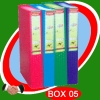 Bìa hộp simili 5p Nitrasa (Loại 1) có dây