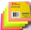 Giấy note Pronoti 3x3 nhiều màu 3203x (dương, lá, hồng)