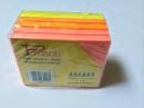 Giấy note 3x5 nhiều màu 3206x (dương, lá, hồng)