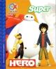 Tập Chính Xương SUPER HERO 96T