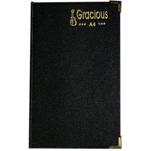 Sổ da A4 (21x30cm) dày